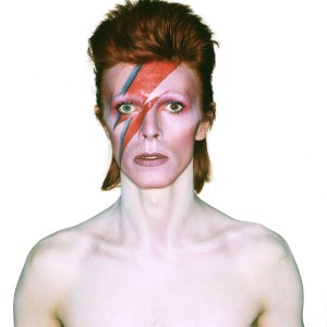 Album cover shoot for Aladdin Sane, 1973 Photo Duffy -� The David Bowie Archive and (under license from Chris Duffy) Duffy Archive Limited.