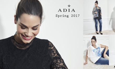 Voorjaarscollectie Adia