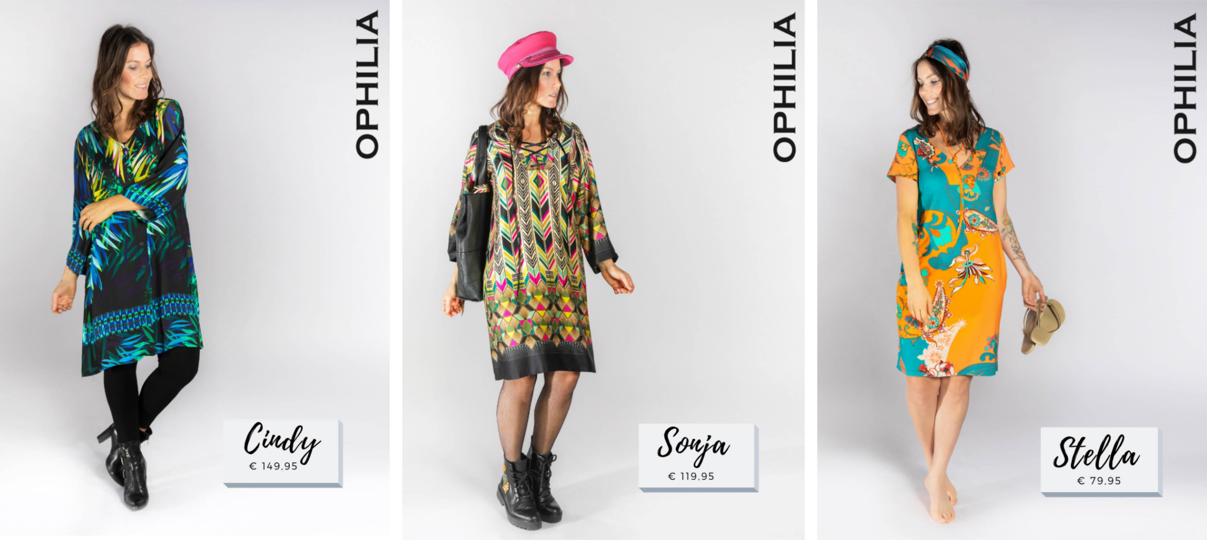 Trendy Nederlands label Ophilia